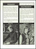 1973 Ft. Collins High School Yearbook Page 40 & 41