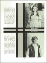 1973 Ft. Collins High School Yearbook Page 46 & 47