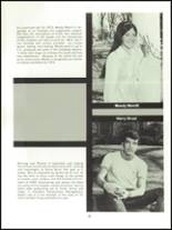 1973 Ft. Collins High School Yearbook Page 50 & 51
