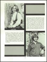 1973 Ft. Collins High School Yearbook Page 52 & 53