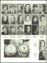 1973 Ft. Collins High School Yearbook Page 60 & 61