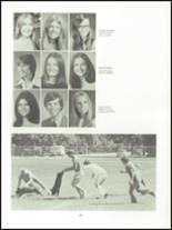 1973 Ft. Collins High School Yearbook Page 68 & 69