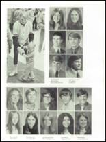 1973 Ft. Collins High School Yearbook Page 70 & 71