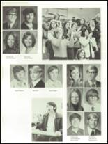 1973 Ft. Collins High School Yearbook Page 72 & 73