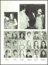1973 Ft. Collins High School Yearbook Page 92 & 93