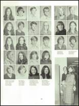 1973 Ft. Collins High School Yearbook Page 98 & 99