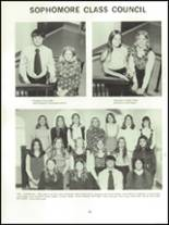 1973 Ft. Collins High School Yearbook Page 102 & 103