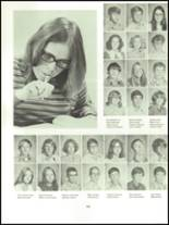 1973 Ft. Collins High School Yearbook Page 110 & 111