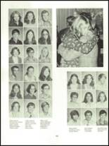 1973 Ft. Collins High School Yearbook Page 112 & 113
