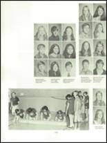1973 Ft. Collins High School Yearbook Page 116 & 117