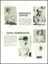 1973 Ft. Collins High School Yearbook Page 130 & 131