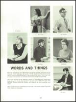 1973 Ft. Collins High School Yearbook Page 132 & 133