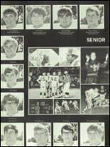 1973 Ft. Collins High School Yearbook Page 140 & 141