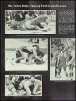 1973 Ft. Collins High School Yearbook Page 154 & 155
