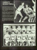 1973 Ft. Collins High School Yearbook Page 160 & 161