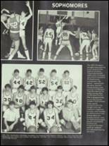 1973 Ft. Collins High School Yearbook Page 166 & 167
