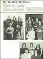 1973 Ft. Collins High School Yearbook Page 184 & 185