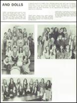 1973 Ft. Collins High School Yearbook Page 188 & 189