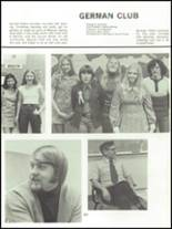 1973 Ft. Collins High School Yearbook Page 204 & 205