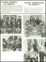 1973 Ft. Collins High School Yearbook Page 208 & 209