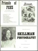 1973 Ft. Collins High School Yearbook Page 238 & 239