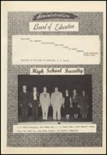 1952 Oilton High School Yearbook Page 14 & 15