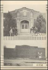 1952 Oilton High School Yearbook Page 16 & 17
