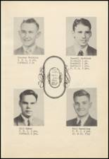 1952 Oilton High School Yearbook Page 24 & 25