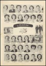 1952 Oilton High School Yearbook Page 28 & 29