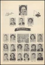 1952 Oilton High School Yearbook Page 36 & 37