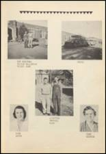 1952 Oilton High School Yearbook Page 38 & 39