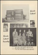 1952 Oilton High School Yearbook Page 40 & 41