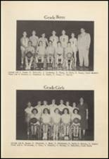 1952 Oilton High School Yearbook Page 44 & 45