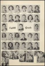 1952 Oilton High School Yearbook Page 46 & 47