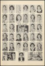 1952 Oilton High School Yearbook Page 50 & 51