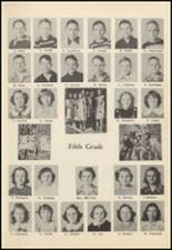 1952 Oilton High School Yearbook Page 52 & 53