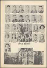 1952 Oilton High School Yearbook Page 60 & 61
