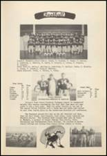 1952 Oilton High School Yearbook Page 62 & 63