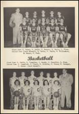 1952 Oilton High School Yearbook Page 68 & 69