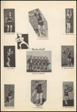 1952 Oilton High School Yearbook Page 70 & 71