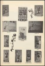1952 Oilton High School Yearbook Page 74 & 75