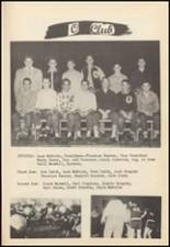 1952 Oilton High School Yearbook Page 80 & 81