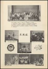 1952 Oilton High School Yearbook Page 82 & 83