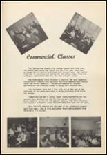 1952 Oilton High School Yearbook Page 86 & 87