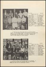 1952 Oilton High School Yearbook Page 90 & 91