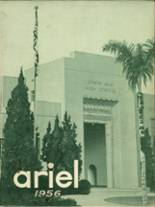 1956 Yearbook Santa Ana High School