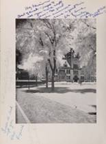 1950 New Trier High School Yearbook Page 8 & 9