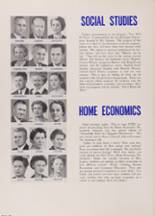 1950 New Trier High School Yearbook Page 18 & 19