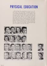 1950 New Trier High School Yearbook Page 22 & 23