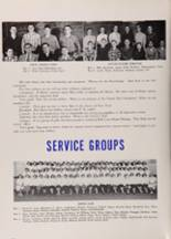 1950 New Trier High School Yearbook Page 24 & 25